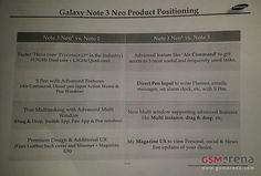 Straight from the Matrix – Samsung Galaxy Note 3 Neo leaks! | UnlockUnit Blog