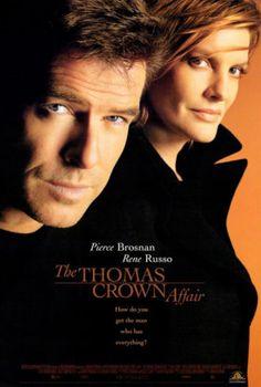The Thomas Crown Affair, una de las mejores películas de las últimas dos décadas.