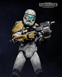 Star Wars Rebels, Star Wars Clone Wars, Star Wars Art, Star Wasr, Republic Commando, Lucas Arts, Star Wars Pictures, Star Wars Wallpaper, Clone Trooper