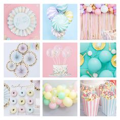 #moodboard #pastelparty #babyshowerideas #birthdayparty #weddingideas #bride Pastel Party, Online Party Supplies, Company Party, Party Shop, Party Bags, Natural Linen, Weddingideas, Free Delivery, Party Planning