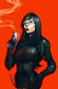 The Baroness by ~Alex0wens on deviantART