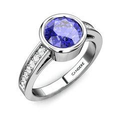Ethne Tanzanite Ring