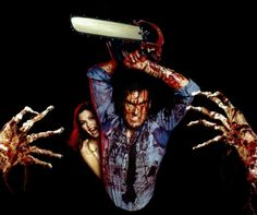 Bruce Campbell to star as Ash in Evil Dead TV show; Sam Raimi to direct Evil Dead Movies, Scary Movies, Great Movies, Horror Movies, Ash Williams, Bruce Campbell Movies, Zombies, New Retro Wave, Evil Dead 1981