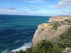 Walking The Cliffs At The End Of The World in Sagres, Portugal