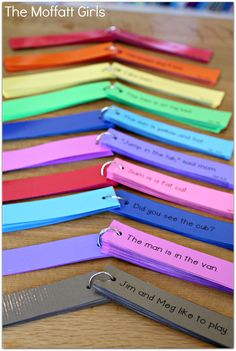 Avoid the summer slide with Fluency Strips! They are a great way to build confidence and fluency for beginning and/or struggling readers- 480 simple sentences that use sight words and CVC words! Reading Intervention, Reading Skills, Teaching Reading, Guided Reading, Reading Strategies, Reading Fluency Activities, Learning Phonics, Early Reading, English Reading