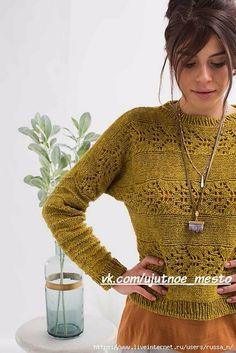 "Пуловер ""Moonflower Dolman"" by Kiri FitzGerald"