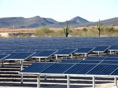Solar-Powered Water Treatment Plant Developed