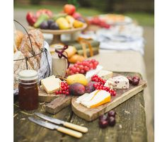 20 Fall wedding + party ideas | 100 Layer Cake