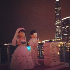 #wedding #doraemon - @lillianlny- #webstagram