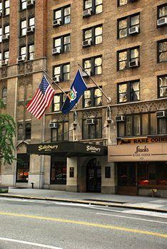 Salisbury Hotel (New York, United States of America) | Expedia.  good price and location