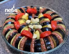 Turkish Recipes, Ethnic Recipes, Ratatouille, Sausage, Pasta, Food, Youtube, Kitchens, Foods