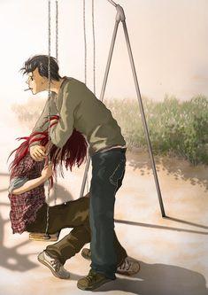 Kurama & Yusuke