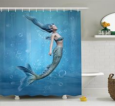 Ambesonne Mermaid Decor Collection, Mermaid Fishtail Floa... https://www.amazon.com/dp/B01JIV88ZU/ref=cm_sw_r_pi_dp_x_bIOHybK6317AY