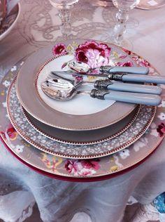Romantic dishes