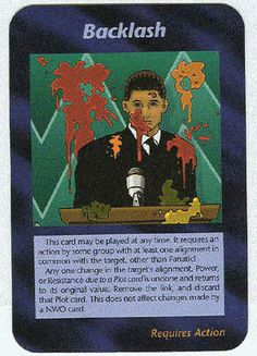 Juego Illuminati: El set de cartas completo de Steve Jackson