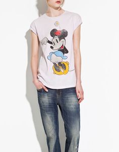 Minnie T-shirt (ZARA)