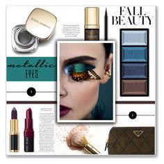 """Senza titolo #290"" by tulipano89 on Polyvore featuring bellezza, Dolce&Gabbana, MAC Cosmetics, Prada, Bobbi Brown Cosmetics, Balmain e Clé de Peau Beauté"