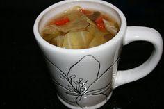 Detoxing Slow Cooker Cabbage Soup