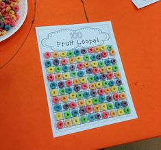 A Spoonful of Learning: 100th Day of School!!