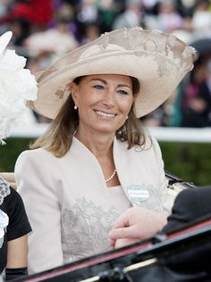 Carole Middleton attended Royal Ascot as a guest of the Queen in 2011.