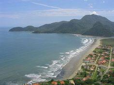 Praia da Jureia, Iguape (SP)