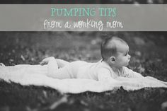 pumping tips and tricks from a working mom
