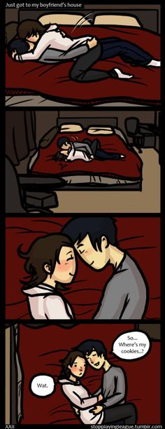 Our Date pt. 3 by hPolawBear on @DeviantArt