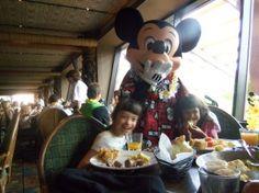 Disney World Family Trip, 2011, Day 2
