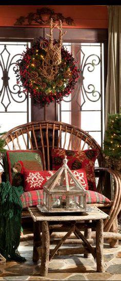rustic-christmas-decor-indeeddecor.jpg 273×635 pixels