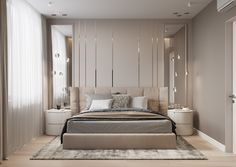 Outstanding modern bedroom designs are offered on our internet site. Check it out and you will not be sorry you did. Master Bedroom Interior, Bedroom Closet Design, Modern Master Bedroom, Bedroom Furniture Design, Home Room Design, Home Decor Bedroom, Bedroom Designs, Master Suite, Bedroom Ideas