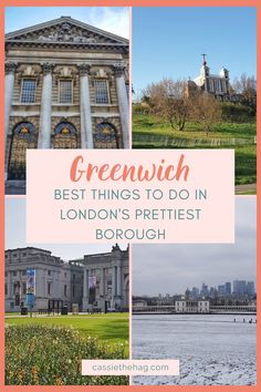 Best attractions, cosy pubs and local walks in Greenwich, London