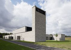 Communal Crematorium by Henning Larsen Architects | 4100 Ringsted, Denmark