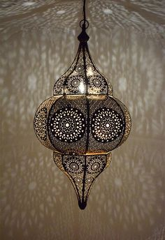 Aisha Moroccan Hanging Lantern – Black – Plug in or Hardwire Beautiful hanging Moroccan lantern. Add an exotic oriental vibe to your home decor. We ship worldwide. Shop now! Morrocan Lamps, Moroccan Hanging Lanterns, Moroccan Chandelier, Moroccan Lighting, Turkish Lamps, Lanterns Decor, Moroccan Tiles, Turkish Tiles, Turkish Lanterns