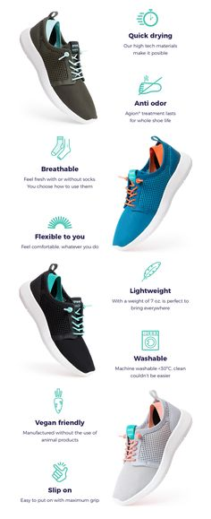 The sneaker with versatility: providing the benefits of aqua shoes, the comfort of sport shoes, the technical outsole materials of hiking shoes, and the styling of your favorite daily pieces. Work Sneakers, Hiking Sneakers, Casual Sneakers, Best Hiking Shoes, Hiking Boots, Aqua Shoes, Travel Shoes, Travel Bag, Backpacking Gear