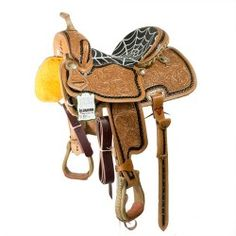 "13.5"" Teskey's Barrel Saddle"