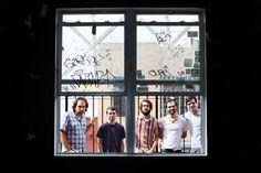 Wow, eine der besten neuen US-Rockbands ( Indierock from GLEN ROCK)