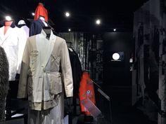 Wallpaper* x Siam Center present Yohji Yamamoto Exhibition  Oct 21 - Nov 11  At Atrium 2 , Siam Center  @wallpaperthailand #wallpaperthailand #wppyohjiyamamoto @siamcenter  #design #art #travel #lifestyle #fashion #bangkok #art