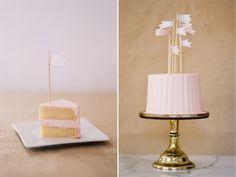 pale pink birthday cake #camillestyles
