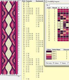 18 tarjetas, 5 colores, repite cada 14 movimientos // sed_181༺❁