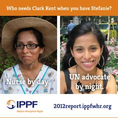 Learn how your support enables Stefanie to make a difference in Peru.  #CelebrateHealth