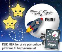 Twinky Star Print