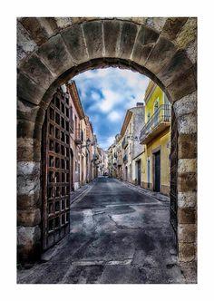 Montblanc, Catalonia, Spain