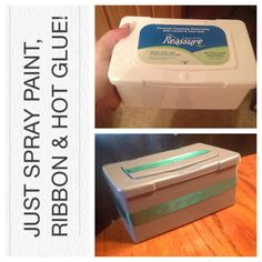 1000 images about diy storage organization on pinterest - How to go to the bathroom with a tampon in ...