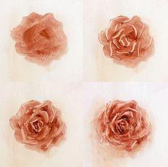 Char roses