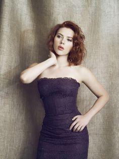 Scarlett Johansson, by Nino Muñoz #scarlett #lady