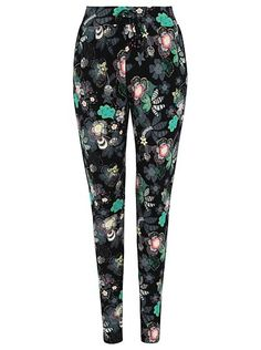 Designer Clothes, Shoes & Bags for Women Printed Trousers, Drawstring Pants, Asda, Trousers Women, Latest Fashion For Women, New Outfits, Floral Prints, Range, Shopping