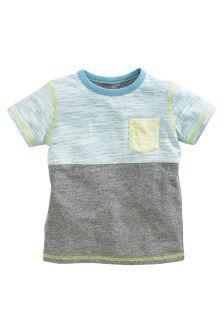 Colourblock T-Shirt (3mths-6yrs)