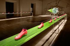 NIKE presents the mercurial superfly: a boot built for speed - designboom | architecture & design magazine