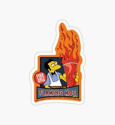 Los Simsons, Lego Simpsons, Funny Stickers, Concert Posters, Yoshi, Graffiti, Random Stuff, Cartoons, Batman