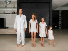 Multicultural families:  Lovely portraits of multiracial, multilingual, international families.